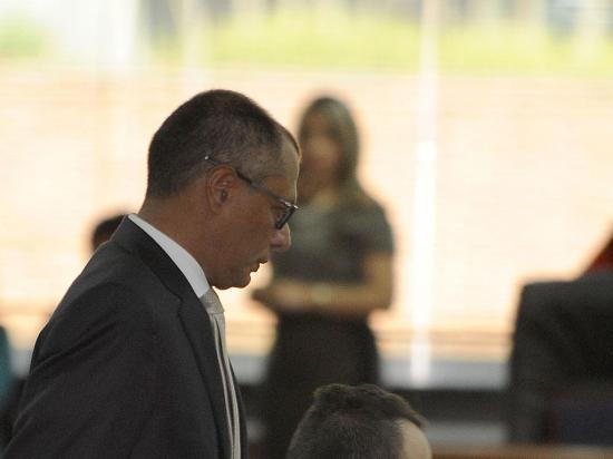 Jorge Glas extiende su permanencia en prisión