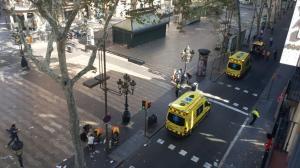 Entierran en tumba anónima en Marruecos al autor del ataque de Barcelona