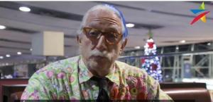 'Patch Adams' desmiente apoyo a Piñera y denuncia uso 'engañoso' de su imagen