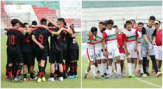 Santo Domingo y Portoviejo en la final de la Copa El Diario-FDM