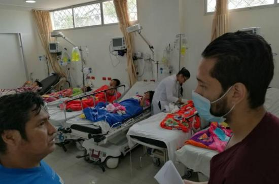 157 intoxicados en Guayas por supuesto consumo de alimentos en mal estado