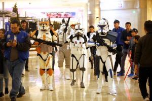 'Star Wars: El último Jedi' logra 45 millones en EE.UU. en su noche de estreno