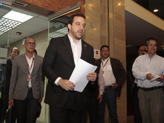 Postergan decisión del juicio político contra Jorge Glas