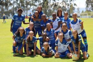 Colombia-Paraguay y Ecuador-Argentina inauguran Sudamericano femenino Sub'20