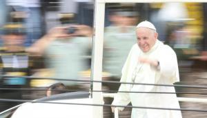 El papa Francisco y Evo Morales se reunieron durante 28 minutos y sin regalos
