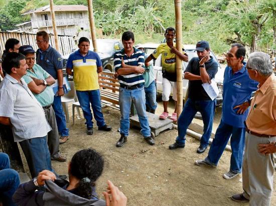 75 familias tendrán agua