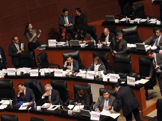 Senado aprueba que Fuerzas Armadas estén en las calles en México
