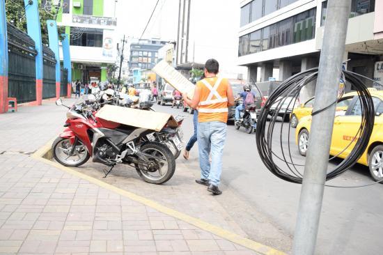 Molestias por cobros a motos