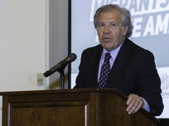 El Gobierno muestra  su malestar por posible  informe de la OEA