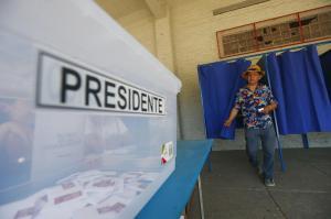 Chile elige hoy a su nuevo presidente