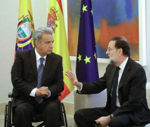 España trabajará para que la Unión Europea exima de visado a los ecuatorianos