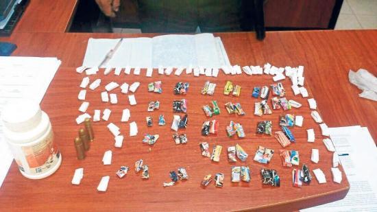 Embarazada queda con arresto domiciliario por encontrársele droga
