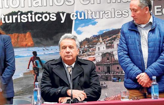 Moreno pedirá ayuda a  Rajoy para los visados
