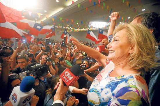 Piñera vuelve a la presidencia