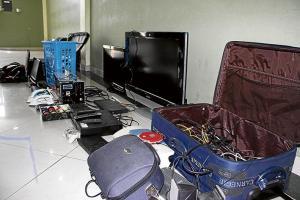 Alertas por robo en casas