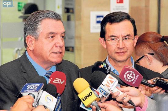 """""""Humo blanco"""" para el juicio de Jorge Glas"""