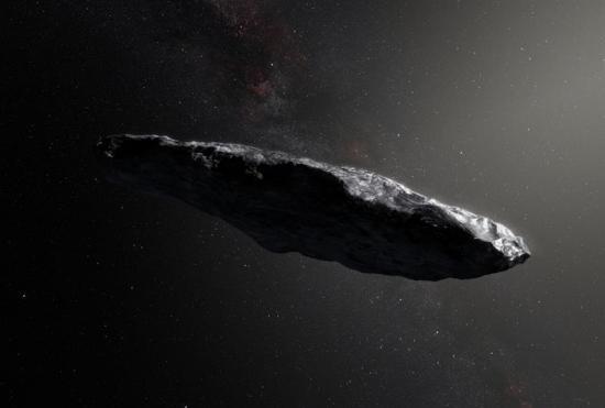 Nuevo datos sobre 'Oumuama, el primer objeto interestelar que nos visitó
