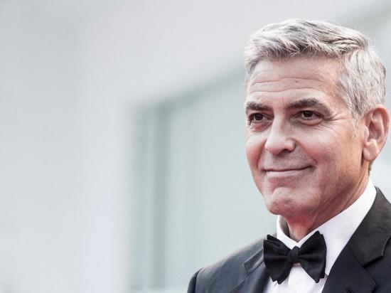 Clooney producirá serie sobre el caso Watergate