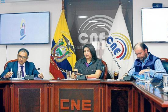 CNE amplía el plazo para inscripciones