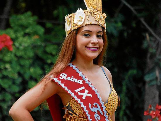 Fiesta de belleza y tradición local