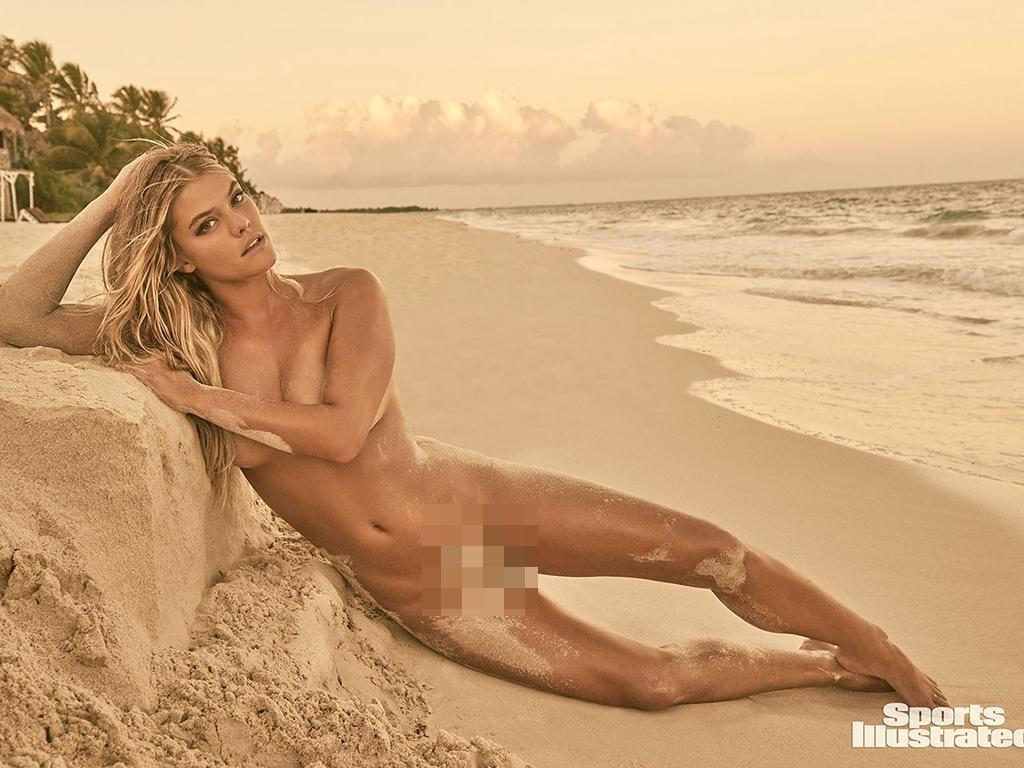 Nina Agdal Se Apunta Otro Logro Su Desnudo Es El Más Aclamado En