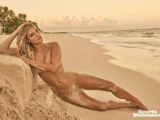 Nina Agdal se apunta otro logro, su desnudo es el más aclamado en redes sociales