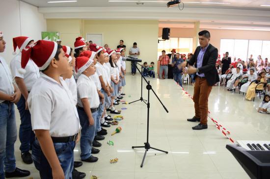 Le cantan a la Navidad