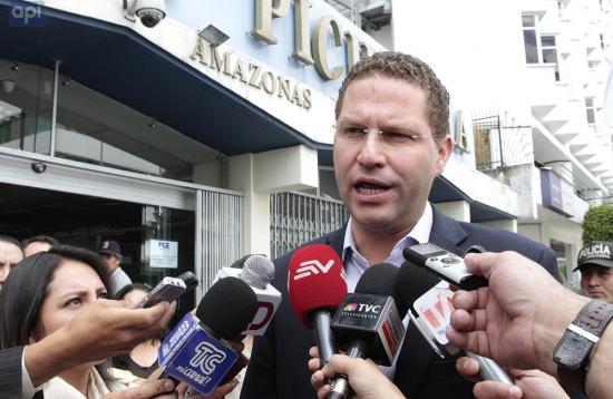Mauricio Rodas asegura que el Metro de Quito no forma parte de la trama Odebrecht