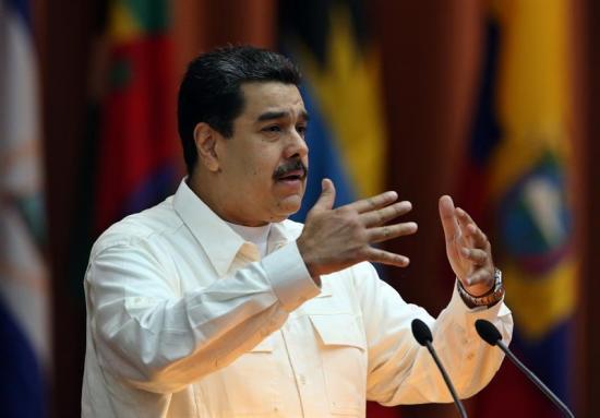 Maduro dice que lo que está pasando en Argentina le dan ganas de llorar