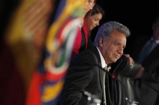 Presidente Moreno sobre situación de Glas: 'Todos lo sentimos, pero la Justicia ejerce su tarea'