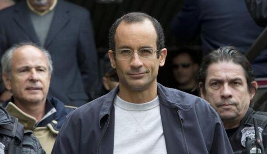 Marcelo Odebrecht deja la cárcel para cumplir prisión domiciliaria