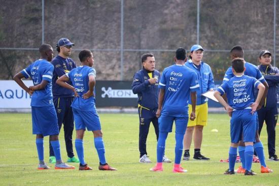 Ecuador observó unos 540 jugadores en proceso de construcción de la Sub'20
