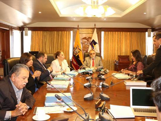 Corte Constitucional decidirá sobre el juicio a Glas