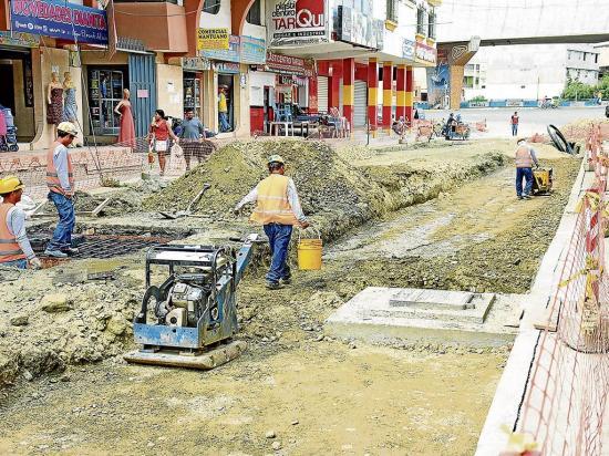 Más reclamos por los trabajos de reconstrucción en Tarqui
