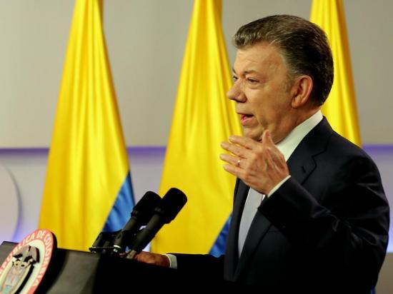 Santos designa a un nuevo jefe negociador en diálogo con el ELN