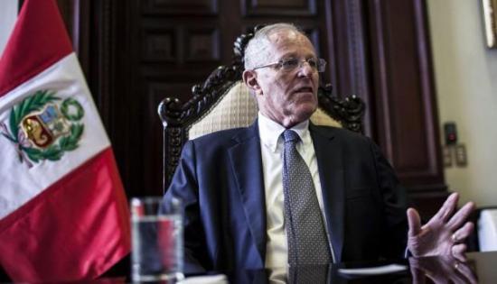Kuczynski pide a la Justicia que paralice proceso de eventual destitución