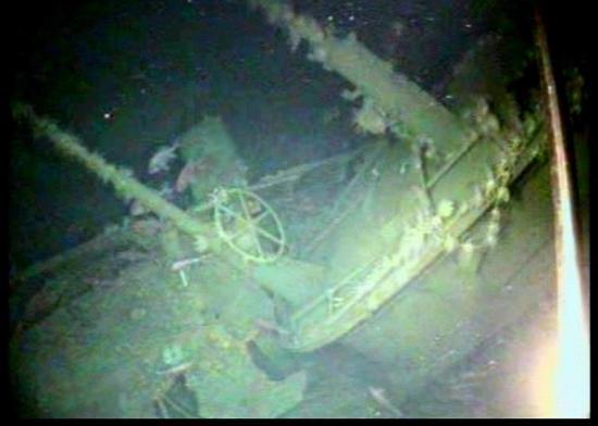 Hallan los restos del primer submarino australiano desaparecido hace un siglo