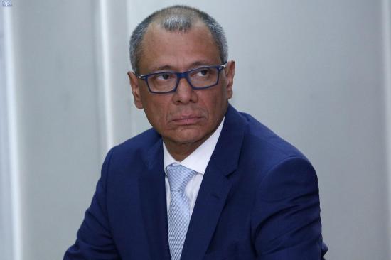 Corte Constitucional da aval para juicio político contra Jorge Glas