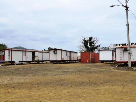El Municipio de Jama funcionará en las aulas de una escuela