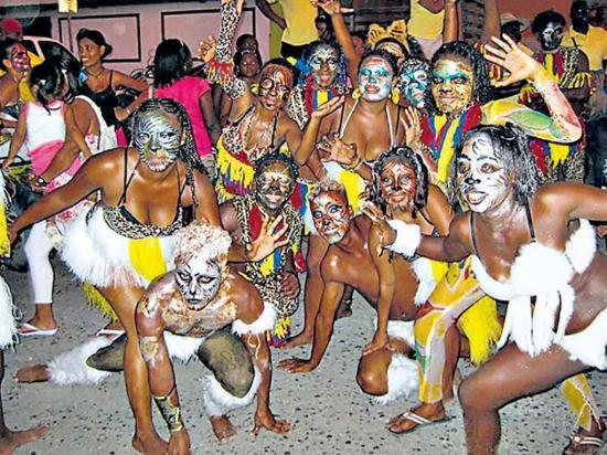 Forman nuevos talentos para el pueblo afro