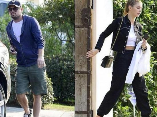 Leonardo DiCaprio se fue de conquista,  su nueva novia es argentina
