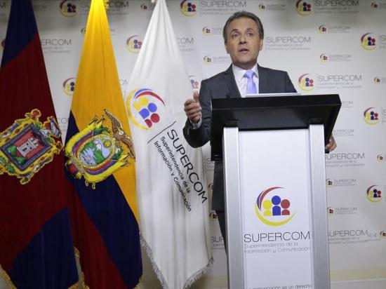 Ochoa asegura que no fue parte del Gobierno del expresidente Correa