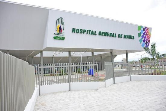 La inauguración del nuevo hospital del IESS está en el limbo