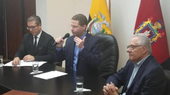 Odebrecht confirma su salida negociada del metro de Quito