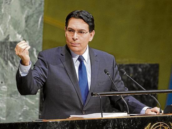 La ONU pide dar marcha atrás sobre Jerusalén