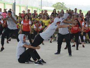 Portoviejo gana título en 'Ecuador Ejercítate'