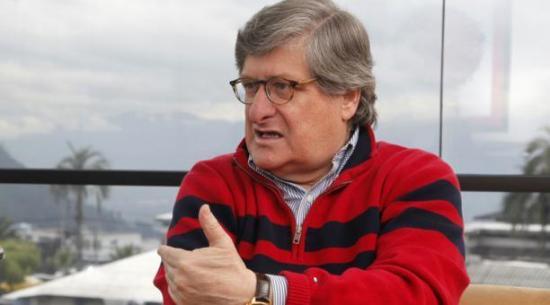 Francisco Carrión, nuevo embajador de Ecuador en EE.UU.
