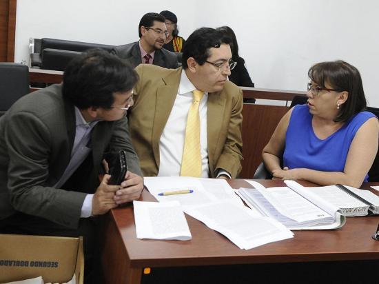 Dictan orden de prisión contra el expresidente del movimiento Avanza