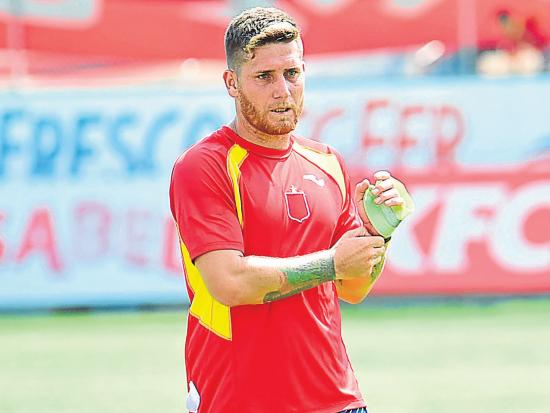 Francisco Silva jugaría en Paraguay tras polémica en Delfín SC