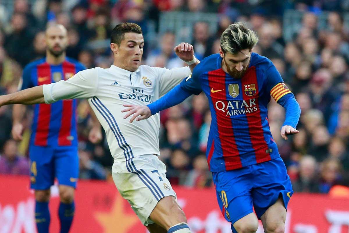 Dos titanes en el Santiago Bernabéu